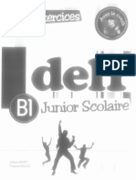 Delf b1 Junior Scolaire 200 Exercices