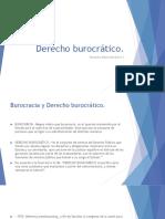 Derecho Burocrático