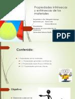 Propiedades Intrínsecas y Extrínsecas de Los Materiales (1)