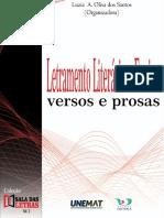 Livro - Letramento Literario e Ensino