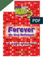 Forever We Sing Hallelujah