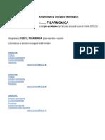 Fisarmonica Preaccademico 2013-14
