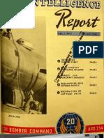 Air Intelligence Report, V1N11