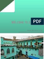Welcome to San Pedro Bolivia