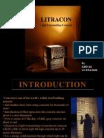 Light Transmitting Concrete.pptx