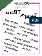 debtfest e-zine
