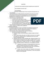 Climatério Ginecologia e obstetrícia  GO