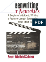 Screenwriting for neurotics