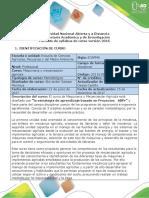 Syllabus Del Curso Maquinaria y Mecanización Agrícola