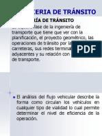 3. Análisis de Flujo Vehicular
