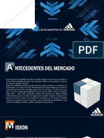 Plan Marketing Adidas