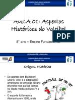 Aula 01 Aspectos Historicos Do Voleibol