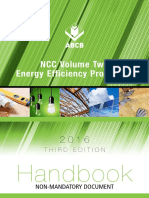 Handbook NCC Volume Two Energy Effciency Provisions 2016