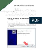 Consultar de virtual Box, Imagen Iso Y sistema operativo
