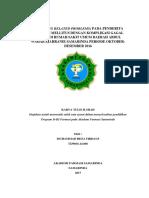 KTI DRPs Penderita DM Dengan CKD