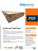 KIAU0315172DS Wall Batts Datasheet LR
