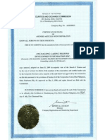 SEC Registered