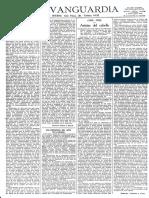 La Juventud Sin Trabajo. Domingo, 11 Febrero 1934, Página 5