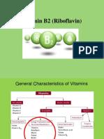 vitamin b2 -riboflavin