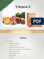 vitamin c  ascorbic acid ppt