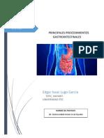 Principales Padecimientos Gastrointestinales