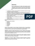 DIAGNOSTICOS ENERGETICOS resumen