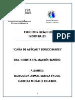 Procesos Químicos e Industriales