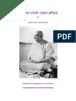 Como vivir cien años - Shri Swami Shivananda.pdf