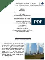 Contaminant Es