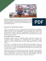 Siegfried Nehls Urkundenfälschung Schrottimmobilien