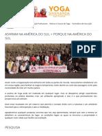 11 - Ashram Na América Do Sul