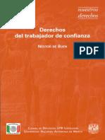 Trabajadores de Confianza. Nestor de Buen.pdf