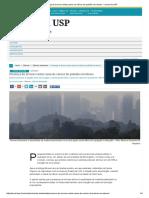 Presença de Árvores Reduz Casos de Câncer de Pulmão Em Idosos