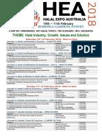 IHC 2018 Programme