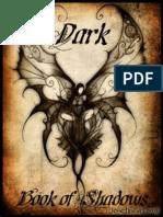 Magickal Warriors Dark Book of Shadows