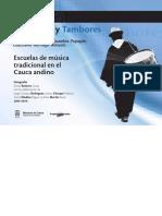 2. Escuelas de Música Tradicional en el Cauca andino