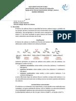 Atomo de Carbono - Quimica Organica