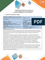 Syllabus Del Curso Finanzas