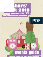 Freshers' Week 2010 Events Guide - Glasgow University SRC