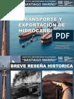 Transporte y Exportación de Hidrocarburos