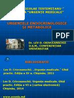 Lev Crivceanschii Urgente Endocrinologice Si Metabolice