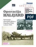 Operacija Haljard - separat dnevnog lista Danas