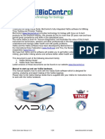 VaDia Suite User Manual v1.0