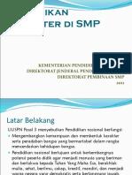 3. Pendidikan Karakter Di Smp