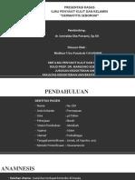 Dermatitis Seboroik Risdinar g4a016048 Pkm