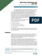 Profiling and Optimization With Altera Socs