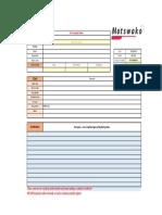 Copy of Copy of Copy of Eskom Toner and Call Logging Sheet