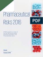 Pharmaceutical Risks 2016 Copy