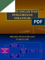 Bab 10 Planning Stratergic Management