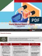 41. Wallet Market PaytmMarch 2016 1
